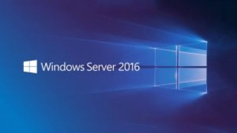 Online Werkplek – Windows 2016