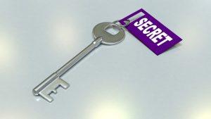 sleutel wachtwoordmanager